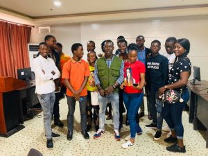 Capacity Building Workshop for African Youths on Climate Funds and Proposal Writing